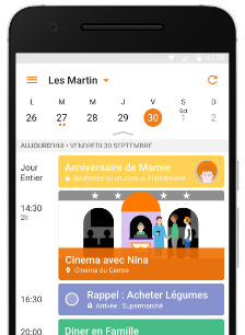 Disponible sur Android et Windows